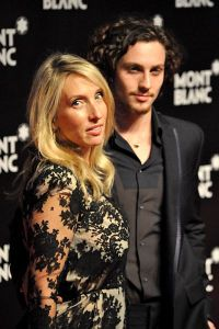 Sam Taylor-Johnson and husband actor Aaron Taylor-Johnson
