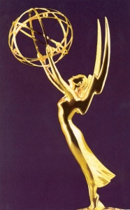 Emmy Award Trophy