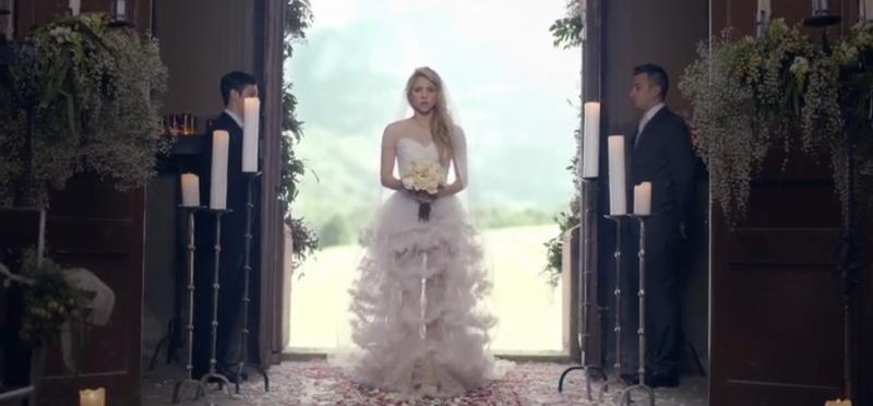 Shakira Empire Wedding