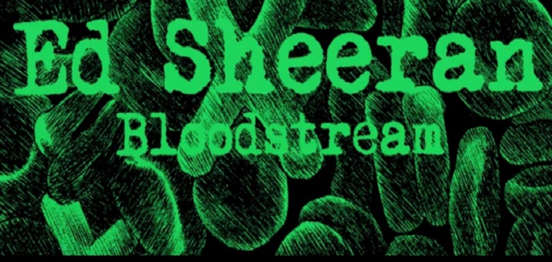 bloodstream ed sheeran