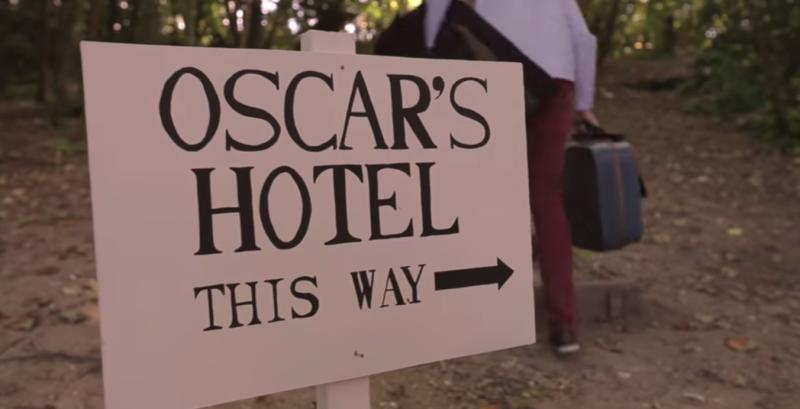 Oscar's Hotel kickthepj