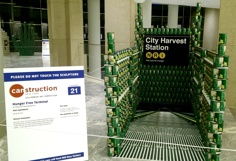 city harvest station