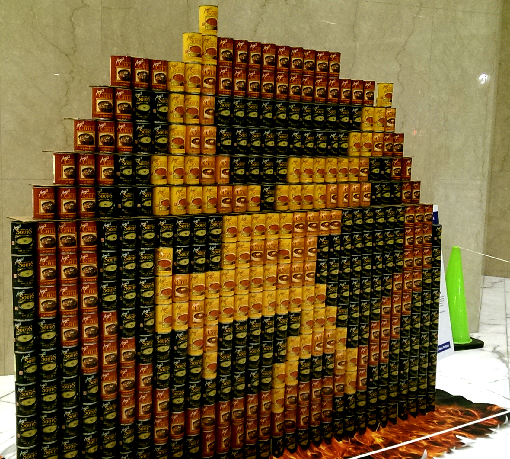 canstruction hunger games