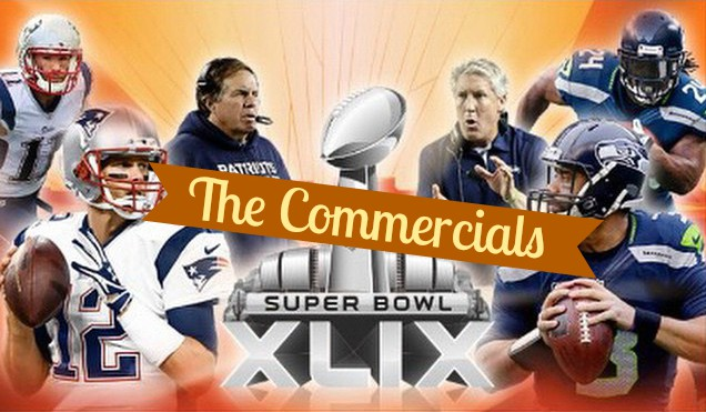 super bowl commericals
