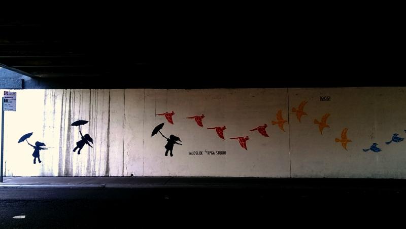 63 drive street art