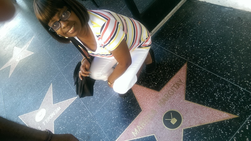 mariska hargitay hollywood walk of fame
