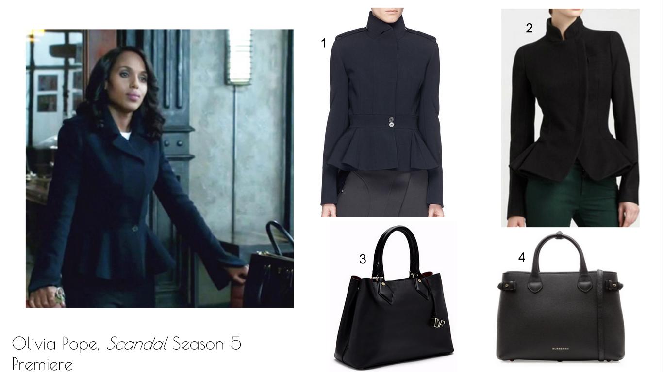 d77cde4b8dd3 Wardrobe Wednesdays: Olivia Pope's 'Scandal' Season 5 Premiere ...