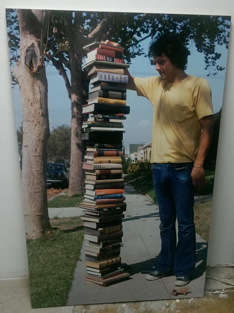 allen ruppersberg too many books