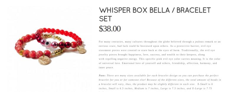 whisper box bella amna ali boutique