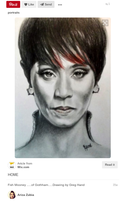 jada pinkett smith fan art