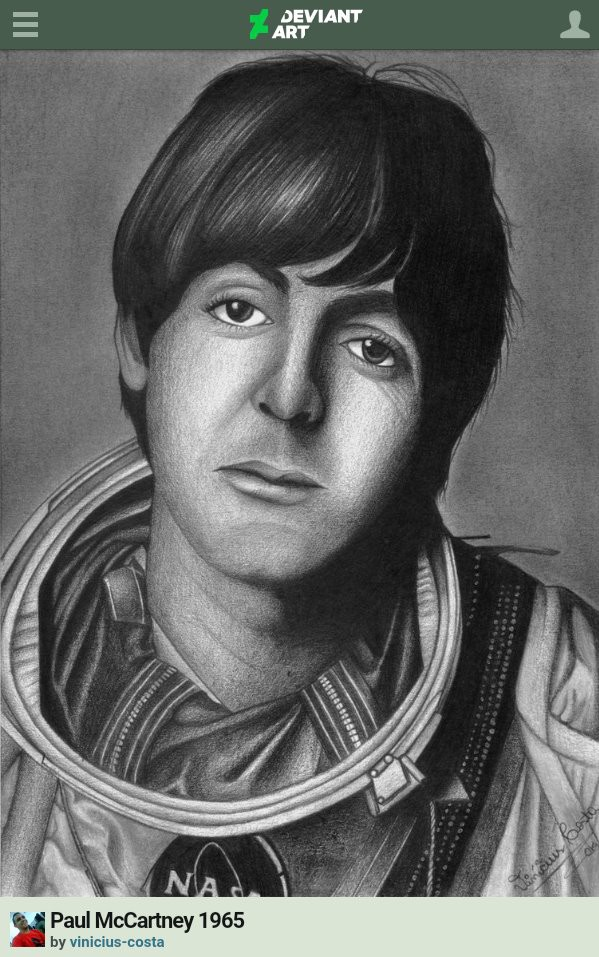 paul mccartney fan art