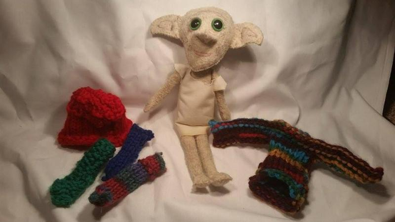 dobby harry potter simply melissy