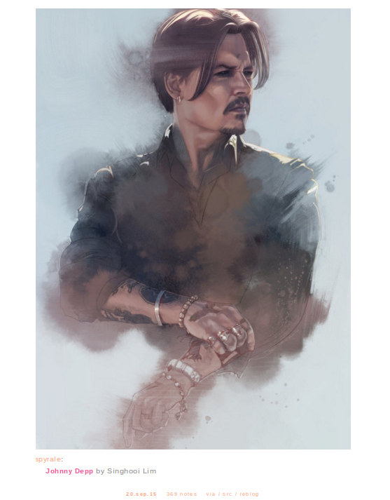 johnny depp fan art