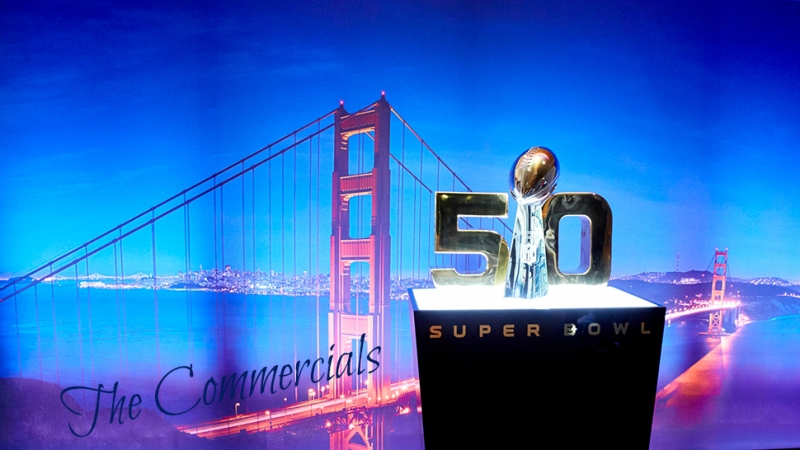 super bowl 50 commercials