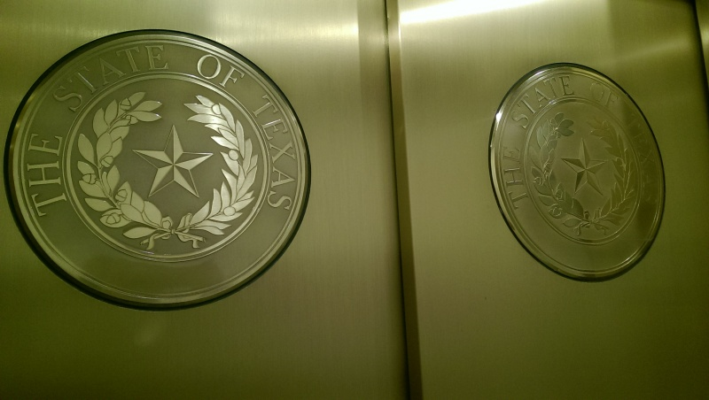 texas capitol elevators