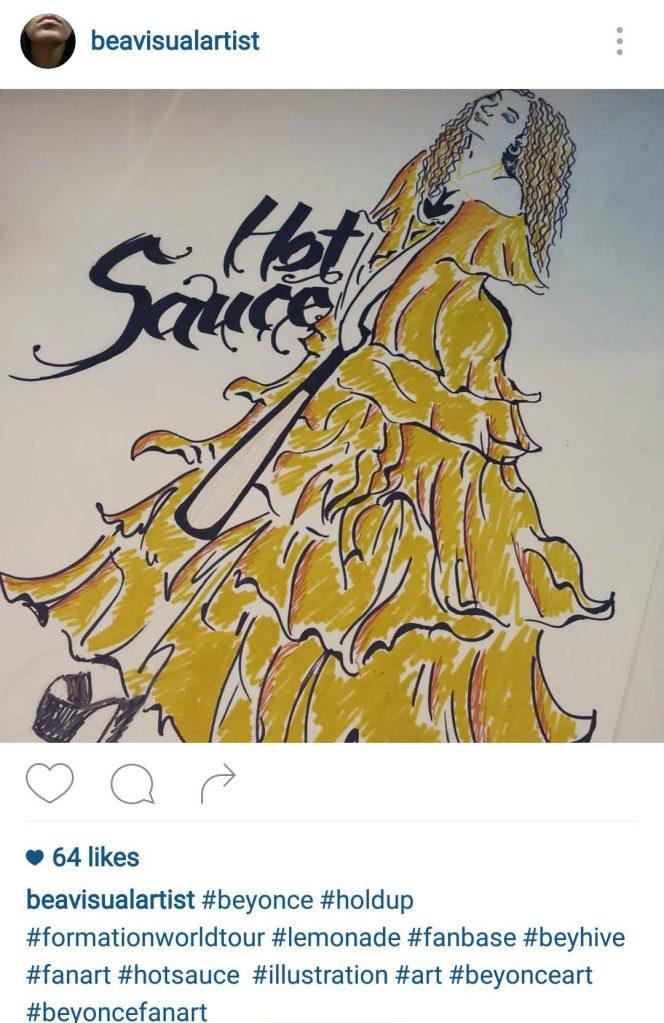 beyonce lemonade fan art