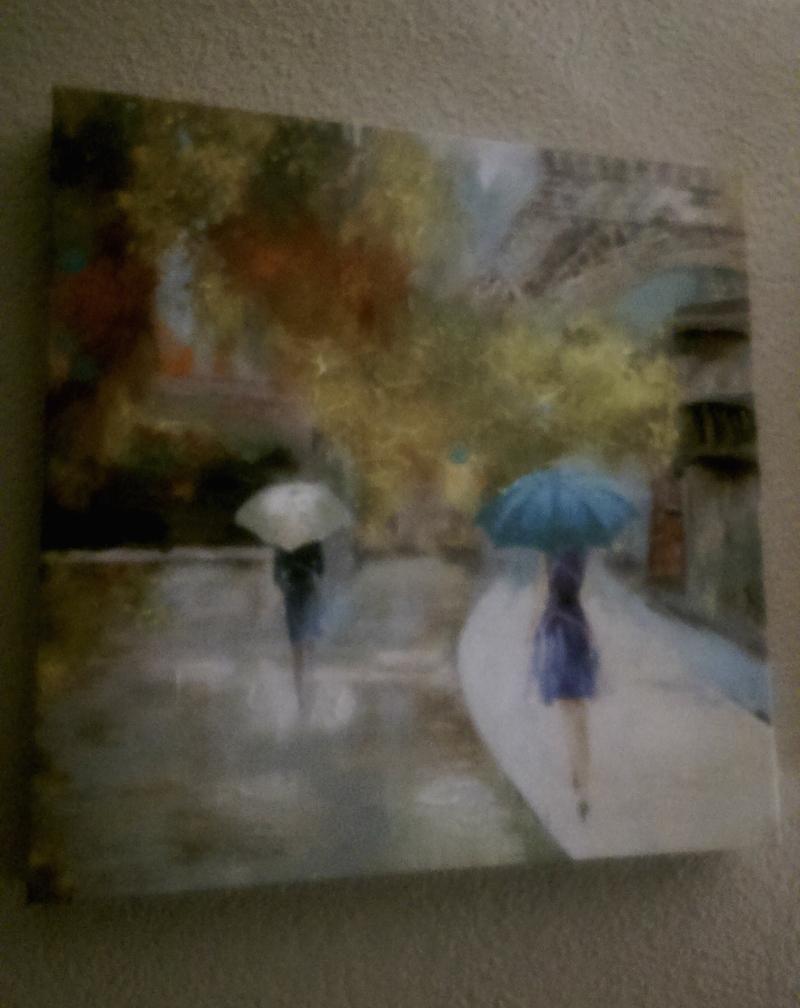 airbnb austin rainy day umbrella
