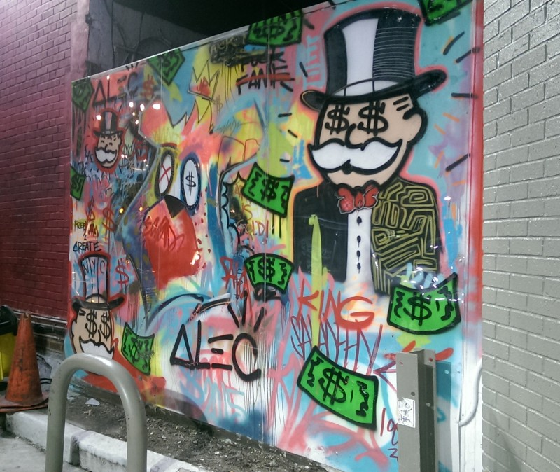 alec monopoly horatio and 8th ave