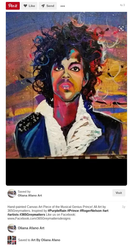 prince fan art