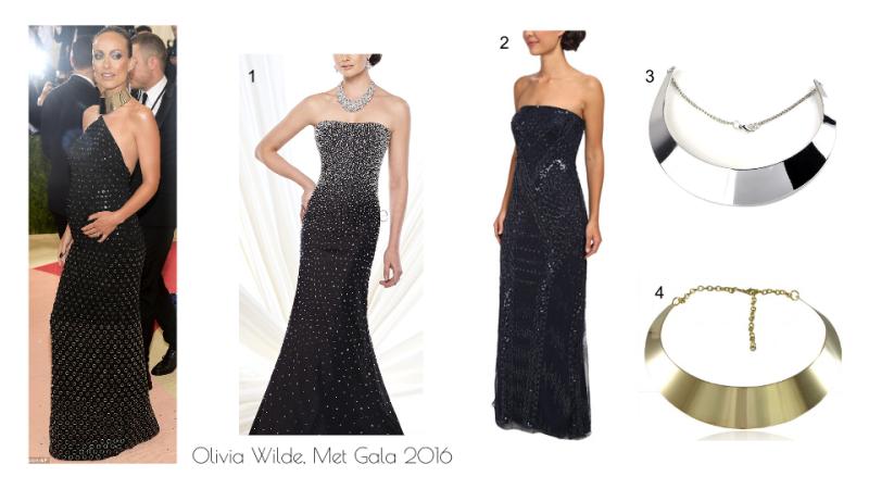 Olivia Wilde, Met Gala 2016