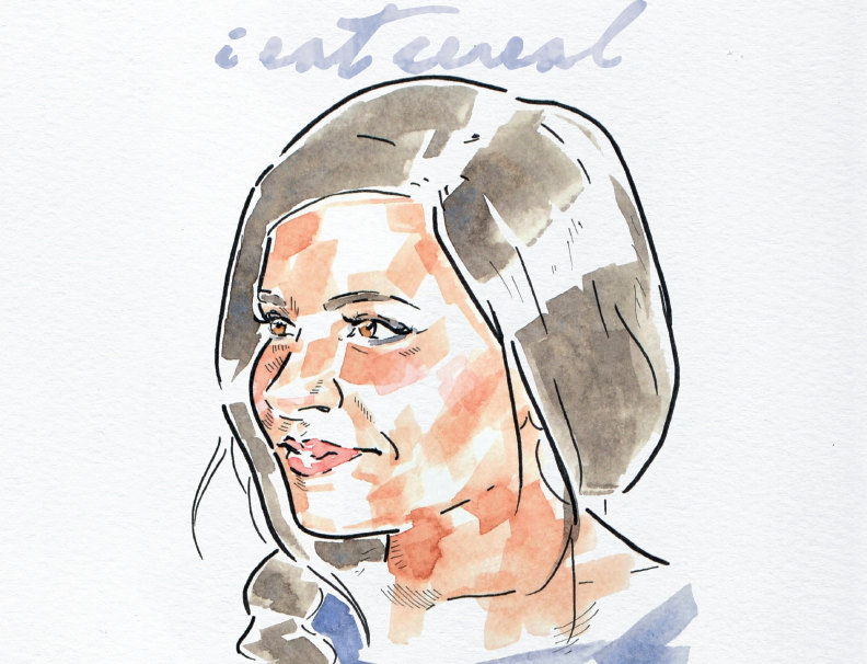 mindy kaling fan art