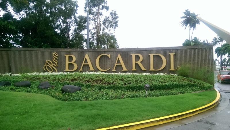 Casa Bacardi Rum Distillery Puerto Rico