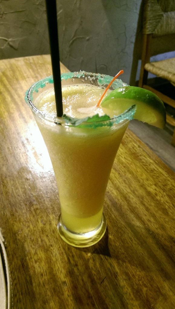 Raices Old San Juan Frozen Margarita