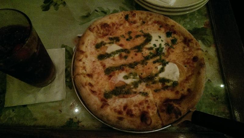 Pirilo's Margherita Pizza