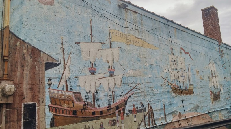 freeport spirits wall art