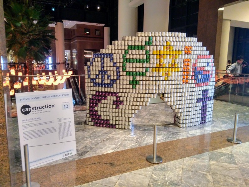 canstruction 2017 we can coexist