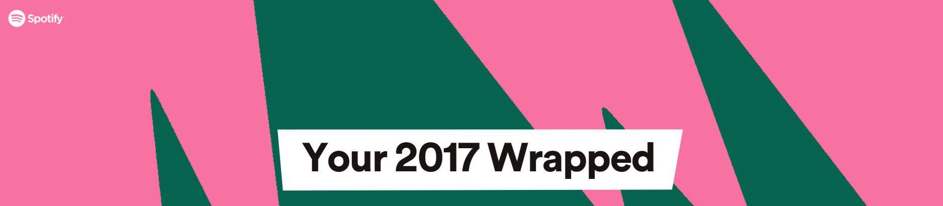spotify wrapped 2018