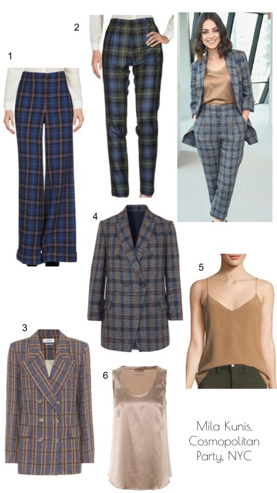 mila kunis fashion