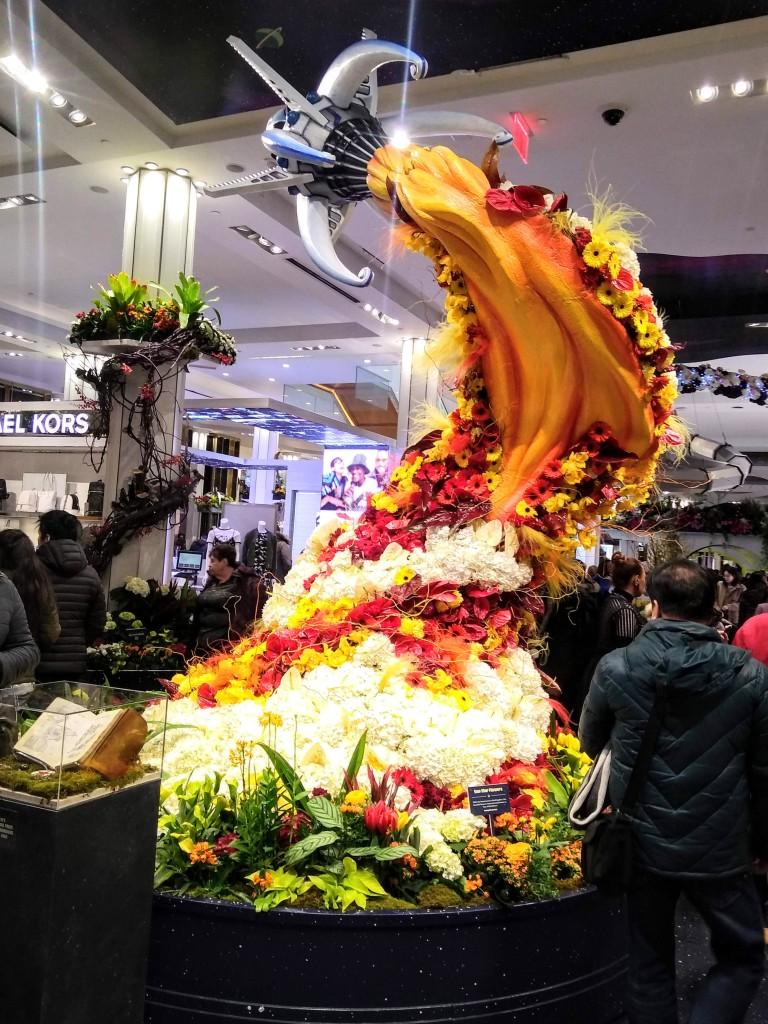 Journey to Paradisios macys flower show 2019