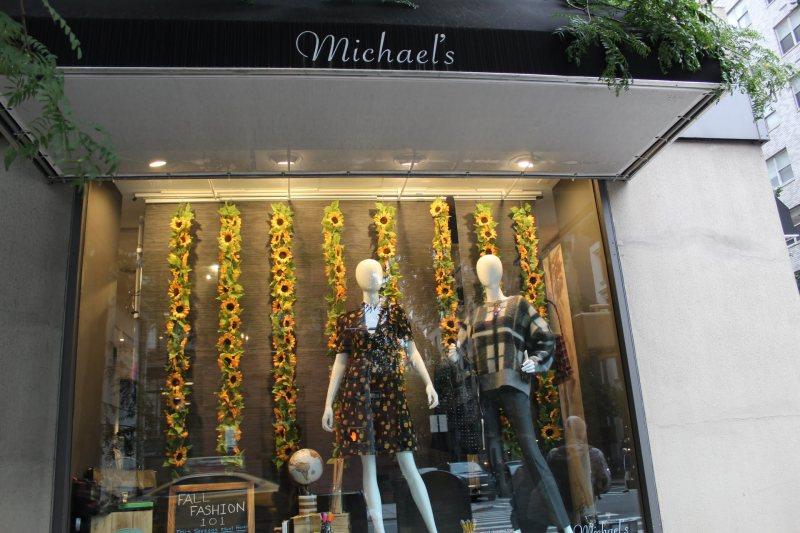 michaels luxury consignment nyfw