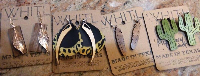 whitl earrings